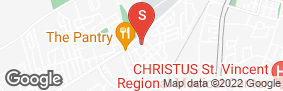 Location of Santa Fe Self Storage in google street view