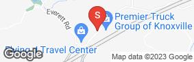 Location of West Knox Safe & Sound Storage in google street view