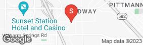 Location of Warm Springs Rv & Mini Storage in google street view