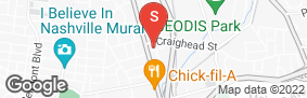 Location of Melrose Self Storage in google street view