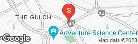 Location of Sobro Self Storage in google street view