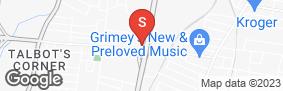 Location of Abbott Trinity Self Storage in google street view