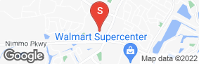 Location of Allsafe Self Storage-McComas Way in google street view