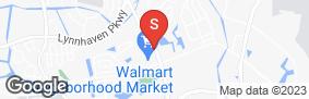 Location of Securityplus Self Storage in google street view