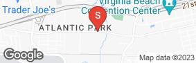 Location of Aaaa Self Storage - Virginia Beach in google street view