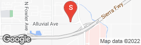Location of Clovis Storage And Executive Office Suites in google street view