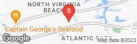 Location of Jack Rabbit Storage - Hilltop in google street view