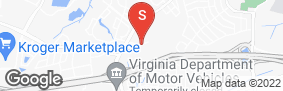 Location of American Classic Storage - Portsmouth in google street view