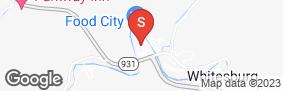 Location of Storage Rentals Of America #9 in google street view