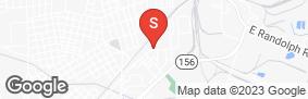 Location of Aaaa Self Storage - Elm Street in google street view