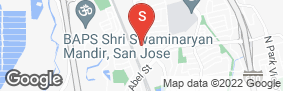 Location of North Milpitas Self Storage in google street view