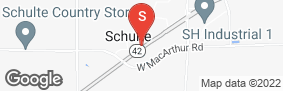 Location of Schulte Country Storage in google street view