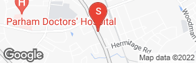 Location of Staples Mill Mini Storage in google street view