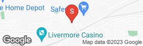 Location of First Street Mini Storage in google street view
