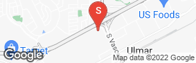 Location of Livermore Self Storage in google street view