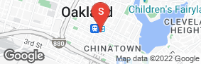 Location of Storagepro Self Storage Of Oakland in google street view