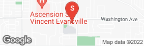 Location of Iron Guard Storage - Evansville in google street view