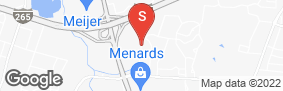 Location of The Storage Project Coopers Chapel in google street view