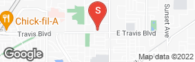 Location of Solano Storage Center in google street view