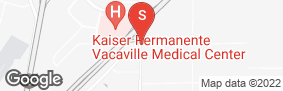 Location of Storagepro Self Storage Of Vacaville in google street view