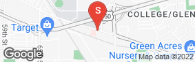 Location of Life Storage in google street view