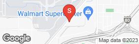 Location of Storagepro North Highlands in google street view