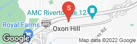 Location of U-Store Self Storage - Oxon Hill in google street view