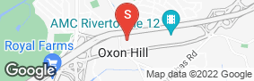 Location of U-Store Self Storage - Oxon Hill in google street view