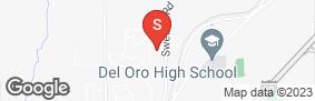 Location of Loomis Self Storage in google street view