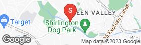 Location of Aaaa Self Storage - Arlington in google street view