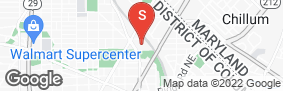 Location of Secure Self Storage in google street view
