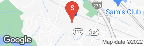 Location of Security Public Storage - Gaithersburg in google street view