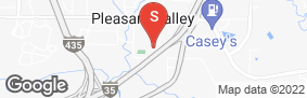 Location of Pleasant Valley Storage One in google street view