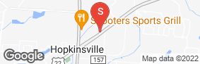 Location of Advantage Self Storage in google street view