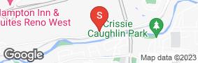Location of Northwest Self Storage in google street view
