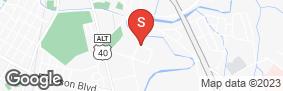 Location of Storage Bin in google street view
