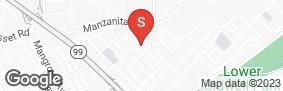 Location of Longfellow Self Storage in google street view