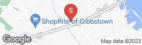 Location of Storage World in google street view