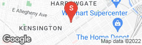 Location of Safeguard Self Storage - Frankford Ave in google street view