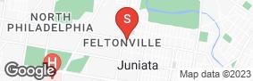 Location of Safeguard Self Storage - Juniata in google street view