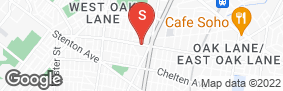 Location of Safeguard Self Storage - Oak Lane in google street view