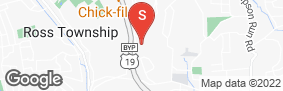 Location of Beyond Self Storage At Ross in google street view
