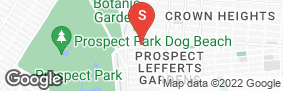 Location of Safeguard Self Storage - Ebbets Field in google street view