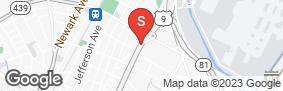 Location of Safeguard Self Storage - Elizabeth in google street view