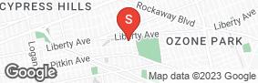 Location of Treasure Island Storage - Queens / Ozone Park in google street view