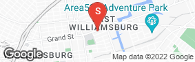 Location of Safeguard Self Storage in google street view