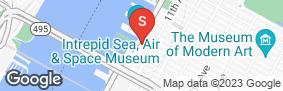 Location of Manhattan Mini Storage in google street view