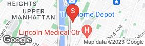 Location of Treasure Island Storage - Bronx / Grand Concourse in google street view