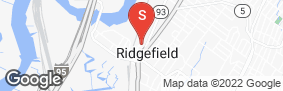 Location of Safeguard Self Storage - Ridgefield in google street view