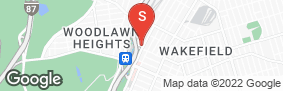 Location of Safeguard Self Storage - Bronx in google street view